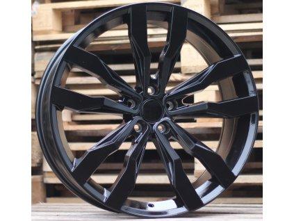 Alu kola design Volkswagen 20x8.5 5x112 ET38 57.1 černé