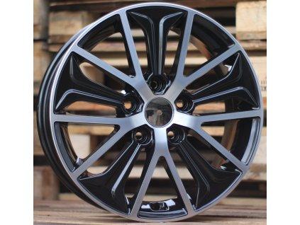 Alu kola design Mazda 16x6.5 5x114.3 ET44 67.1 černé