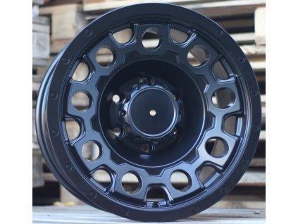 Alu kola design Offroad 16x9 6x139.7 ET0 110 černé