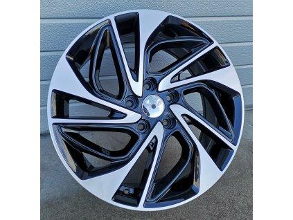 Alu kola design Hyundai 19x7.5 5x114.3 ET51 67.1 černé