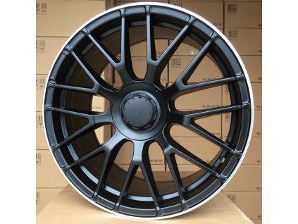Alu kola design Mercedes 19x8 5x112 ET40 66.6 černé