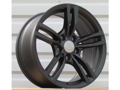 Alu kola design BMW 17x8 5x120 ET34 72.56 černé