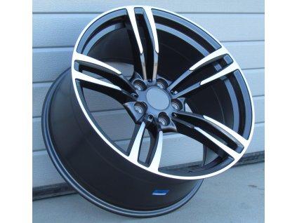 Alu kola design BMW 17x8 5x120 ET34 72.56 šedé