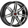 Alu kola TEC Speedwheels GT2 20x8,5J 5x114,3 ET40 CB72,5 black-polished