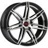Alu kola TEC Speedwheels GT2 20x8,5J 5x115 ET40 CB70,2 black-polished