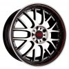 Alu kolaTEC Speedwheels GT-AR1 19x9,5J 5x120 ET20 CB74,1 black-polished