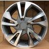 Alu kola design Honda 16x6 4x100 ET53 56,1 šedé
