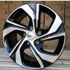 Alu kola design Honda 16x7 5x114,3 ET50 64,1 černé