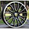 Alu kola design Mini Cooper 17x7 4x100 ET48 56,1 černé