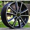 Alu kola design RS Wheels 13x5,5 4x100 ET40 73,1 černé