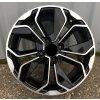 Alu kola design Renault 15x6,5 4x100 ET38 60,1 černé
