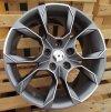 Alu kola design Škoda 18x8 5x112 ET45 57,1 šedé