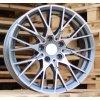 Alu kola design BMW 18x9 5x120 ET40 72.6 šedé