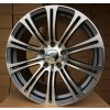 Alu kola design BMW 16x7 5x120 ET35 72,6 šedé