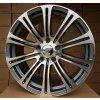 Alu kola design BMW 16x7 5x120 ET40 72,6 šedé