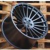 Alu kola design Haxer 22x9 5x120 ET30 72,6 černé