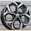 Alu kola design Kia 16x6 5x114,3 ET50 67,1 černé