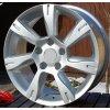Alu kola design Nissan 17x7,5 5x114,3 ET35 66,1 stříbrné