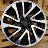 Alu kola design Nissan 17x7,5 6x114,3 ET30 66,1 černé