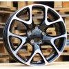 Alu kola design Opel 16x6,5 5x115 ET39 70,1 černé
