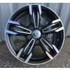 Alu kola design RS Wheels 16x6,5 4x114,3 ET35 73,1 černé
