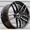 Alu kola design RS Wheels 19x8,5 5x114,3 ET35 73,1 černé
