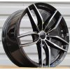 Alu kola design RS Wheels 19x9,5 5x114,3 ET35 73,1 černé