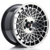 Alu kola Japan Racing JR14 16x8 ET25 4x100 Black Machined