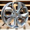 Alu kola design Renault 15x6.5 5x114.3 ET45 66.1 šedé