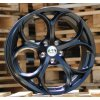 Alu kola design Alfa Romeo 19x8 5x110 ET33 65.1 černé