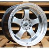 Alu kola replika Japan Racing 18x9.5 10x114.3/120 ET20 74.1 černé