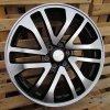Alu kola design Nissan 18x7.5 6x114.3 ET35 66.1 černé