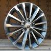 Alu kola design Škoda 18x8 5x112 ET44 57.1 šedé