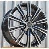 Alu kola design Lexus 20x8.5 5x150 ET60 110.5 šedé