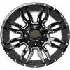 Alu kola design Offroad 18x9 6x139.7 ET0 106.1 černé