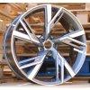 Alu kola design Audi 18x8 5x112 ET39 66.45 šedé