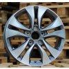 Alu kola design Honda 16x6.5 5x114.3 ET50 64.1 šedé