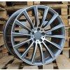 Alu kola design Mercedes 18x9.5 5x112 ET35 66.56 šedé