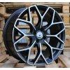 Alu kola Haxer 16x5.5 4x100 ET30 60.1 černé