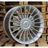 Alu kola replika Alpina 19x9.5 10x112/120 ET38 72.6 stříbrné