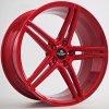 Alu kola Forzza Bosan 8,5x19 5x112 ET35 YU3227 66,45 Candy Red