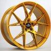 Alu kola Forzza Oregon 8,5x19 5x112 ET30 CB66,45 Golden Amber
