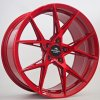 Alu kola Forzza Oregon 9,5x19 5x120 ET38 72,56 Candy Red