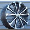 Alu kola design Volkswagen 18x8 5x112 ET45 57 černé