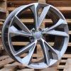 Alu kola design Audi 21x9.5 5x112 ET31 66.45 šedé