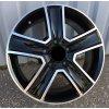 Alu kola design Ford 15x6.5 5x160 ET58 65.1 černé