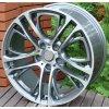 Alu kola design BMW 21x11.5 5x120 ET37 74.1 šedé