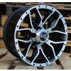 Alu kola design Offroad 15x8 5x139.7 ET0 110.5 černé
