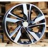 Alu kola design Hyundai 15x6 4x100 ET46 54.1 černé