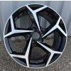 Alu kola design Volkswagen 15x6 5x100 ET40 57.1 černé